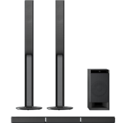 Soundbar  Soundbar Sony HT-RT4 cu 3 canale, 2 Sateliti spate, Bluetooth si NFC, Subwoofer, 600 W Soundbar Sony HT-RT4 cu 3 canale, 2 Sateliti spate, Bluetooth si NFC, Subwoofer, 600 W