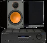 Pachete PROMO STEREO Pachet PROMO Monitor Audio Monitor 100 + Cambridge Audio Topaz SR20Pachet PROMO Monitor Audio Monitor 100 + Cambridge Audio Topaz SR20