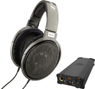 Pachete PROMO Casti si AMP Sennheiser HD 650 + iFi Micro iDSD BlackSennheiser HD 650 + iFi Micro iDSD Black