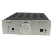 Amplificatoare Amplificator Brik Audio Integrated Amplifier PlusAmplificator Brik Audio Integrated Amplifier Plus