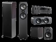 Pachete PROMO SURROUND Pachet PROMO Q Acoustics 3050 pachet 5.1 + Denon AVR-X2400HPachet PROMO Q Acoustics 3050 pachet 5.1 + Denon AVR-X2400H