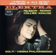 Muzica CD CD Decca Strauss - Elektra ( Solti - Nilsson, Resnik ) CD + BluRay AudioCD Decca Strauss - Elektra ( Solti - Nilsson, Resnik ) CD + BluRay Audio
