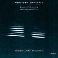 Muzica CD CD ECM Records Alfred Schnittke: Symphony No. 9 / Alexander Raskatov: Nunc DimittisCD ECM Records Alfred Schnittke: Symphony No. 9 / Alexander Raskatov: Nunc Dimittis