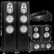 Pachete PROMO SURROUND Pachet PROMO Monitor Audio SIlver 500 pachet 5.0 + Yamaha RX-A880Pachet PROMO Monitor Audio SIlver 500 pachet 5.0 + Yamaha RX-A880