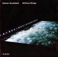 Muzica CD CD ECM Records Heiner Goebbels: Stifters DingeCD ECM Records Heiner Goebbels: Stifters Dinge