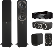 Pachete PROMO SURROUND Pachet PROMO Q Acoustics 3050i pachet 5.0 + Yamaha RX-V485Pachet PROMO Q Acoustics 3050i pachet 5.0 + Yamaha RX-V485