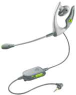 Casti Casti PC/Gaming Plantronics GameCom  X30, desigilatCasti PC/Gaming Plantronics GameCom  X30, desigilat