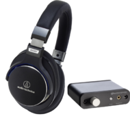 Pachete PROMO Casti si AMP Audio-Technica ATH-MSR7 + Audioengine D1Audio-Technica ATH-MSR7 + Audioengine D1