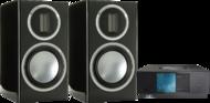 Pachete PROMO STEREO Monitor Audio Gold 50 + Naim Uniti AtomMonitor Audio Gold 50 + Naim Uniti Atom