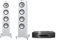 Pachete PROMO STEREO Pachet PROMO KEF Q550 + Cambridge Audio CXA80Pachet PROMO KEF Q550 + Cambridge Audio CXA80