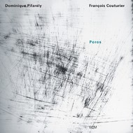 Muzica CD CD ECM Records Dominique Pifarely, Francois Couturier: PorosCD ECM Records Dominique Pifarely, Francois Couturier: Poros