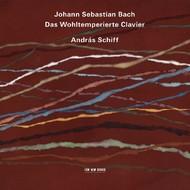 Muzica CD CD ECM Records Andras Schiff - Bach: Das Wohltemperierte ClavierCD ECM Records Andras Schiff - Bach: Das Wohltemperierte Clavier