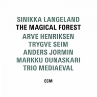 Muzica CD CD ECM Records Sinikka Lageland: The Magical ForestCD ECM Records Sinikka Lageland: The Magical Forest