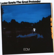 Muzica CD CD ECM Records Lester Bowie: The Great PretenderCD ECM Records Lester Bowie: The Great Pretender