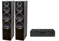Pachete PROMO STEREO Wharfedale Diamond 250 + Cambridge Audio SR20Wharfedale Diamond 250 + Cambridge Audio SR20