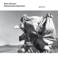 Muzica CD CD ECM Records Rosamunde Quartett - Dino Saluzzi: KultrumCD ECM Records Rosamunde Quartett - Dino Saluzzi: Kultrum