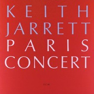 Muzica CD CD ECM Records Keith Jarrett: Paris ConcertCD ECM Records Keith Jarrett: Paris Concert