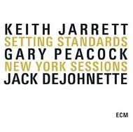 Muzica CD CD ECM Records Keith Jarrett Trio: Setting Standards - New York Sessions (3 CD-Box)CD ECM Records Keith Jarrett Trio: Setting Standards - New York Sessions (3 CD-Box)