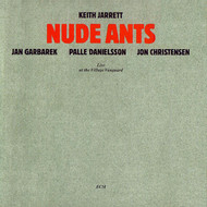 Muzica CD CD ECM Records Keith Jarrett: Nude AntsCD ECM Records Keith Jarrett: Nude Ants