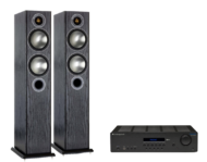 Pachete PROMO STEREO Monitor Audio Bronze 5 + Cambridge Audio Topaz SR20Monitor Audio Bronze 5 + Cambridge Audio Topaz SR20