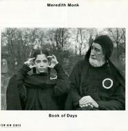 Muzica CD CD ECM Records Meredith Monk: Book Of DaysCD ECM Records Meredith Monk: Book Of Days
