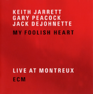 Muzica CD CD ECM Records Keith Jarrett, Gary Peacock, Jack DeJohnette: My Foolish HeartCD ECM Records Keith Jarrett, Gary Peacock, Jack DeJohnette: My Foolish Heart