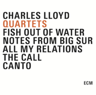 Muzica CD CD ECM Records Charles Lloyd: Quartets (5-CD Box)CD ECM Records Charles Lloyd: Quartets (5-CD Box)