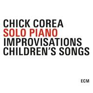 Muzica CD CD ECM Records Chick Corea: Solo Piano (3 CD-Box)CD ECM Records Chick Corea: Solo Piano (3 CD-Box)