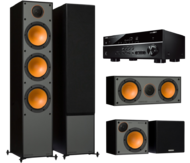 Pachete PROMO SURROUND Pachet PROMO Monitor Audio Monitor 300 pachet 5.0 + Yamaha RX-V485Pachet PROMO Monitor Audio Monitor 300 pachet 5.0 + Yamaha RX-V485