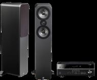 Pachete PROMO STEREO Q Acoustics 3050 + Yamaha RX-V483Q Acoustics 3050 + Yamaha RX-V483