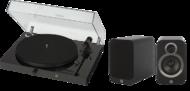 Pick-up Pickup ProJect Juke Box E + Q Acoustics 3020iPickup ProJect Juke Box E + Q Acoustics 3020i