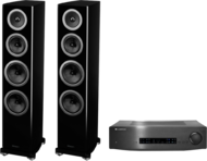 Pachete PROMO STEREO Wharfedale REVA-4 + Cambridge Audio CXA80Wharfedale REVA-4 + Cambridge Audio CXA80