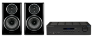Pachete PROMO STEREO Wharfedale Diamond 11.2 + Cambridge Audio Topaz SR20Wharfedale Diamond 11.2 + Cambridge Audio Topaz SR20