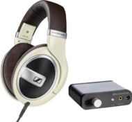 Pachete PROMO Casti si AMP Pachet PROMO Sennheiser HD 599 + Audioengine D1Pachet PROMO Sennheiser HD 599 + Audioengine D1