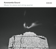 Muzica CD CD ECM Records Konstantia Gourzi: Music for piano and string quartetCD ECM Records Konstantia Gourzi: Music for piano and string quartet