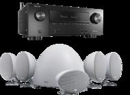 Pachete PROMO SURROUND Pachet PROMO KEF E305 + Denon AVR-X2500HPachet PROMO KEF E305 + Denon AVR-X2500H