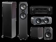 Pachete PROMO SURROUND Pachet PROMO Q Acoustics 3050 5.0 pack + Denon AVR-X1200WPachet PROMO Q Acoustics 3050 5.0 pack + Denon AVR-X1200W
