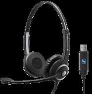 Casti Callcenter / Office Casti Sennheiser SC 260 USBCasti Sennheiser SC 260 USB