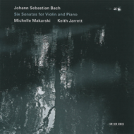 Muzica CD CD ECM Records Michelle Makarski / Keith JarrettCD ECM Records Michelle Makarski / Keith Jarrett