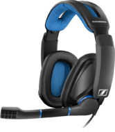 Casti Casti PC/Gaming Sennheiser GSP 300Casti PC/Gaming Sennheiser GSP 300