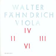 Viniluri VINIL ECM Records Walter Fahndrich: ViolaVINIL ECM Records Walter Fahndrich: Viola