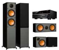 Pachete PROMO SURROUND Pachet PROMO Monitor Audio Monitor 200 pachet 5.0 + Yamaha RX-V485Pachet PROMO Monitor Audio Monitor 200 pachet 5.0 + Yamaha RX-V485