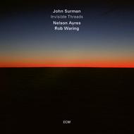 Muzica CD CD ECM Records John Surman: Invisible ThreadsCD ECM Records John Surman: Invisible Threads