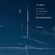 Muzica CD CD ECM Records Kim Kashkashian - J.S. Bach: Six Suites For Viola SoloCD ECM Records Kim Kashkashian - J.S. Bach: Six Suites For Viola Solo