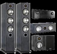 Pachete PROMO SURROUND Pachet PROMO Monitor Audio Bronze 6 pachet 5.0 + Denon AVR-X2500HPachet PROMO Monitor Audio Bronze 6 pachet 5.0 + Denon AVR-X2500H