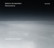 Muzica CD CD ECM Records Stefano Scodanibbio: ReinventionsCD ECM Records Stefano Scodanibbio: Reinventions