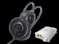Pachete PROMO Casti si AMP Audio-Technica ATH-AD700x + iFi Nano iDSDAudio-Technica ATH-AD700x + iFi Nano iDSD