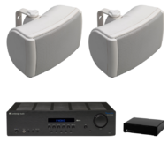 Pachete PROMO STEREO Pachet PROMO Q Acoustics QI65EW + Cambridge Audio Topaz SR20 + Project Bluetooth Box EPachet PROMO Q Acoustics QI65EW + Cambridge Audio Topaz SR20 + Project Bluetooth Box E