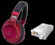 Pachete PROMO Casti si AMP Audio-Technica ATH-MSR7 + iFi Nano iDSDAudio-Technica ATH-MSR7 + iFi Nano iDSD