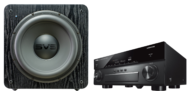 Receivere AV Receiver Yamaha RX-A880 + SVS SB-2000 NegruReceiver Yamaha RX-A880 + SVS SB-2000 Negru